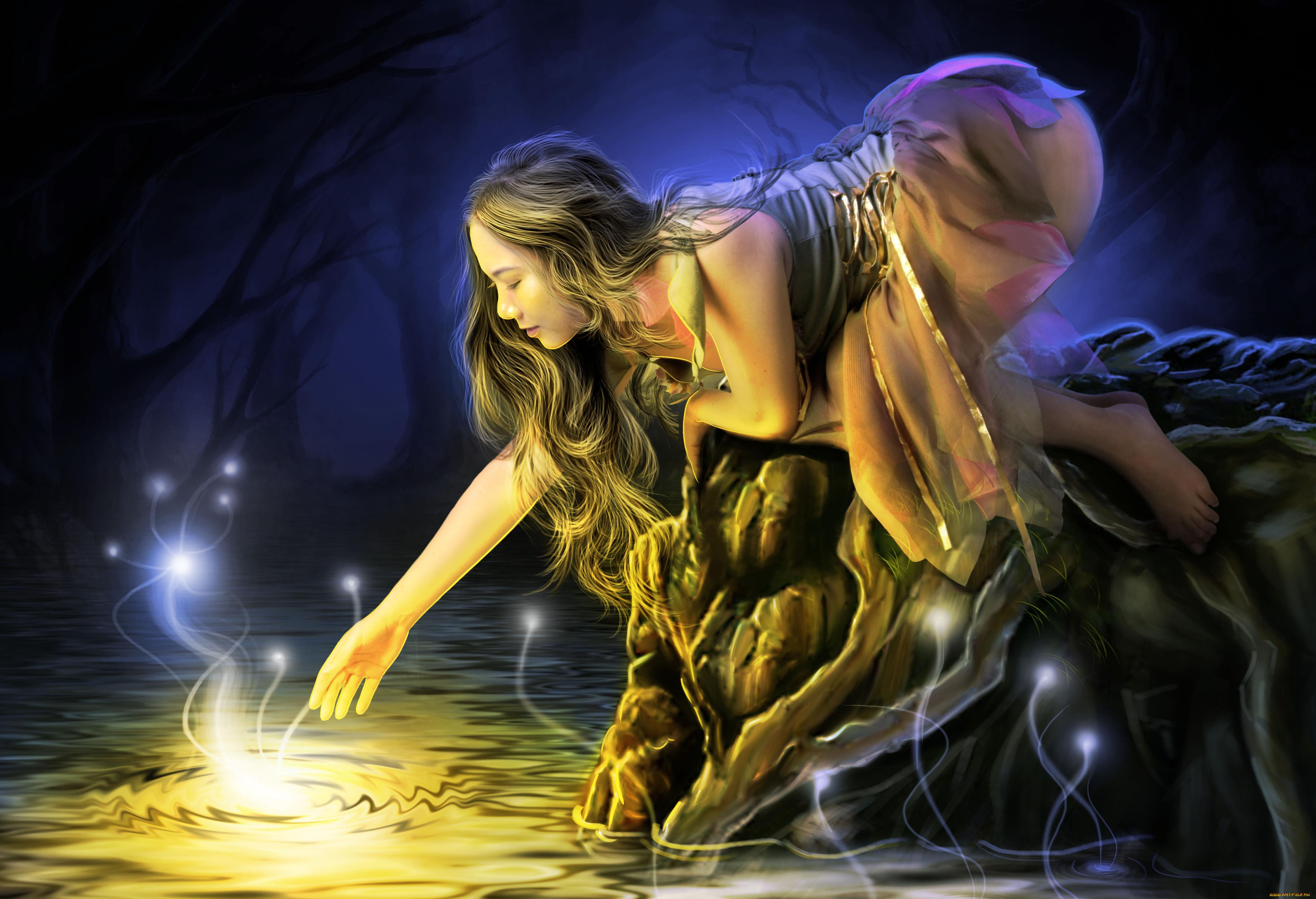 Картинки магия фэнтези